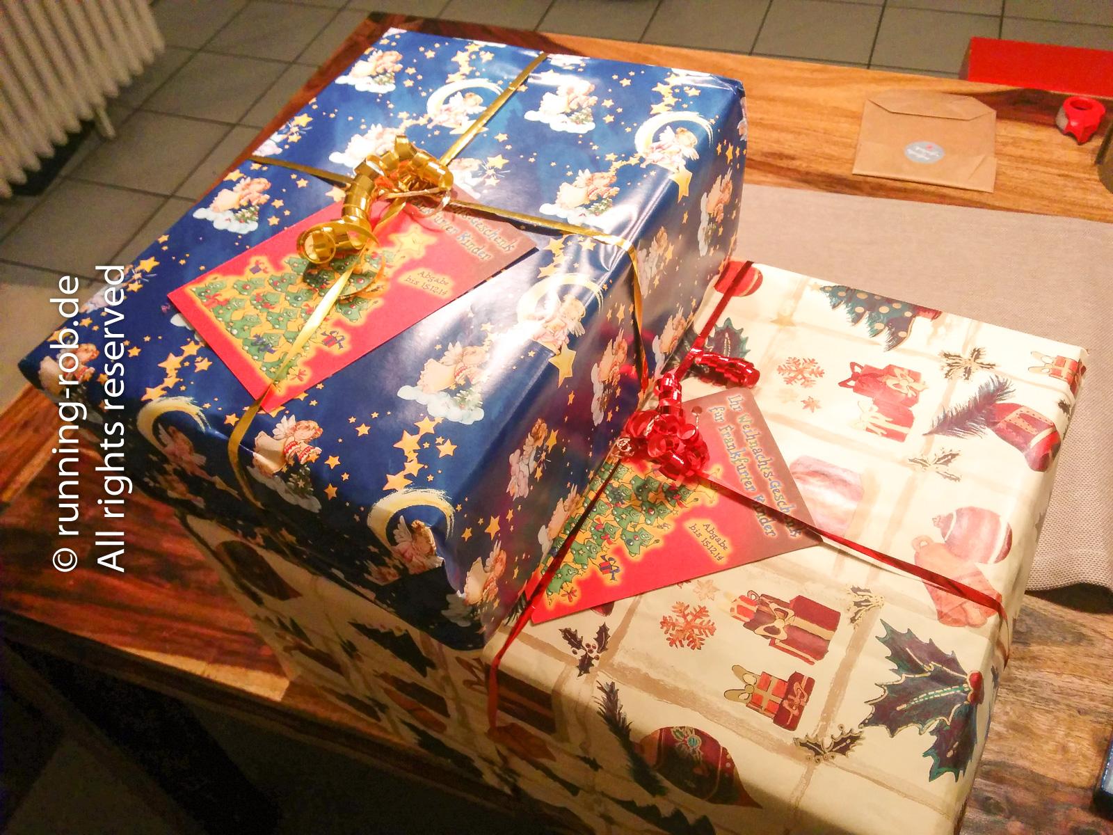 Weihnachtsaktion: Erfülle Wunschzettel und mache Weihnachten für ...