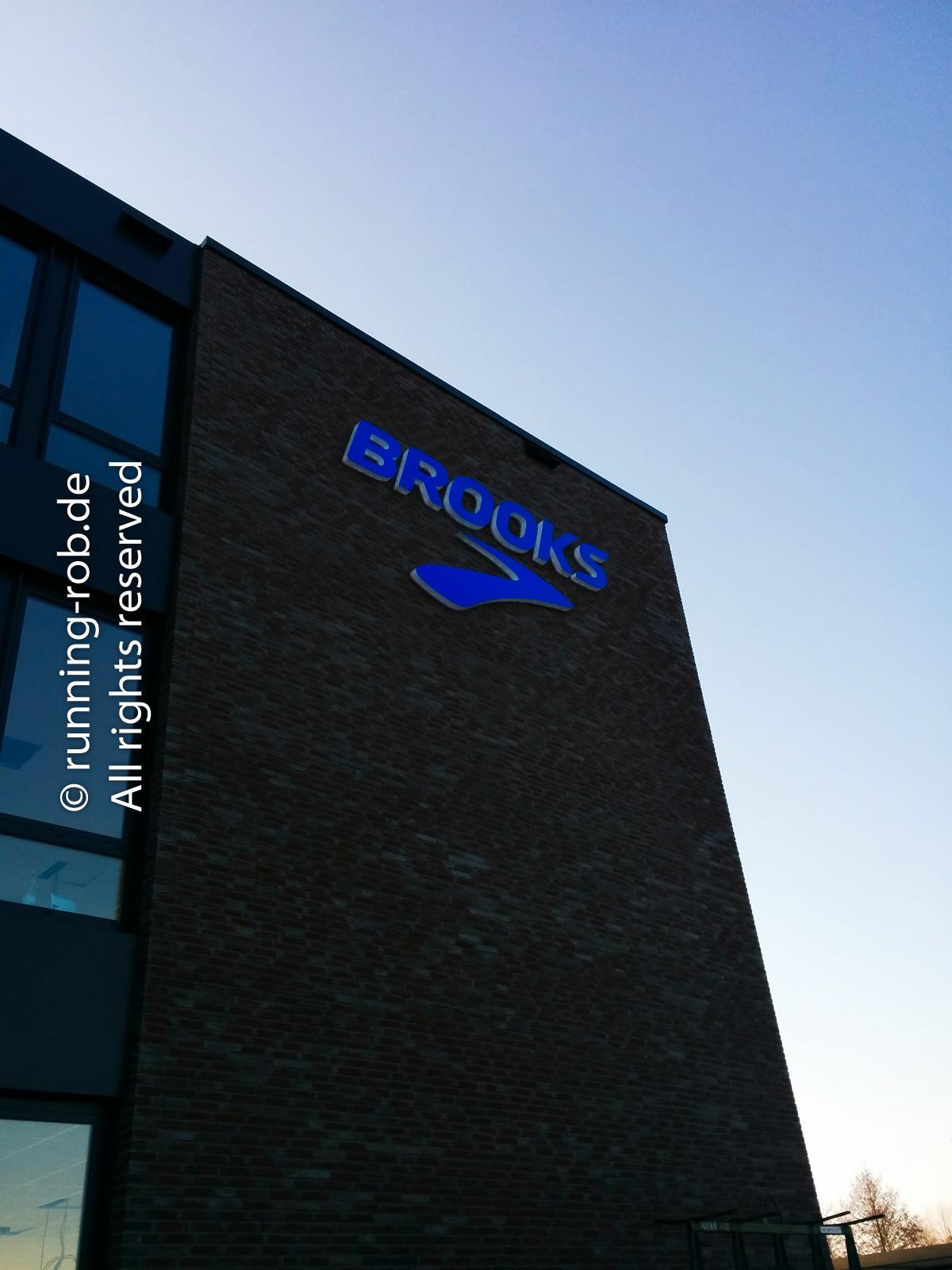 Das Brooks Headquarter in Münster (Westfalen)