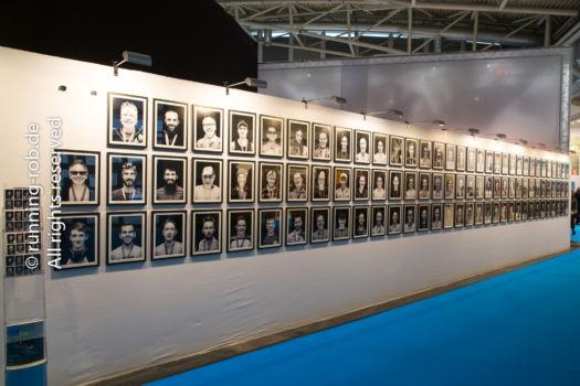 ISPO 2017 - Fotoausstellung Rennsteiglauf